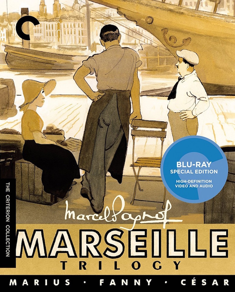The Marseille Trilogy