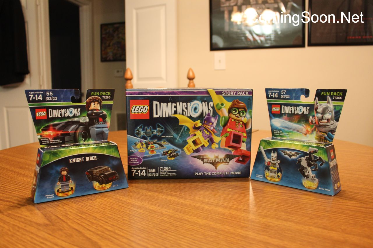 LEGO Dimensions Wave 7.5