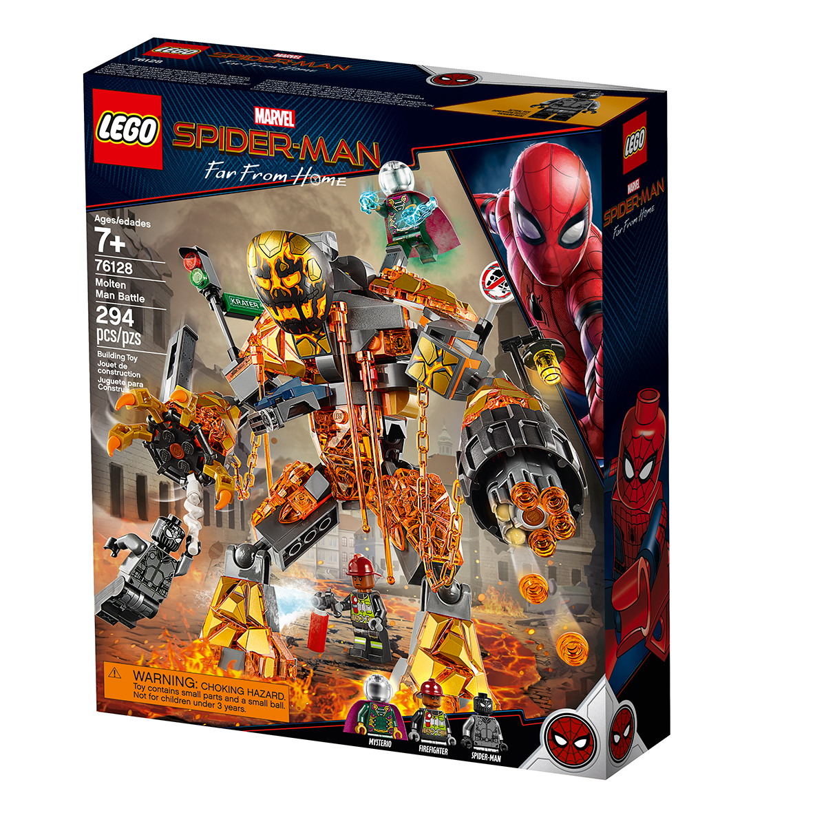LEGO Spider-Man Far From Home