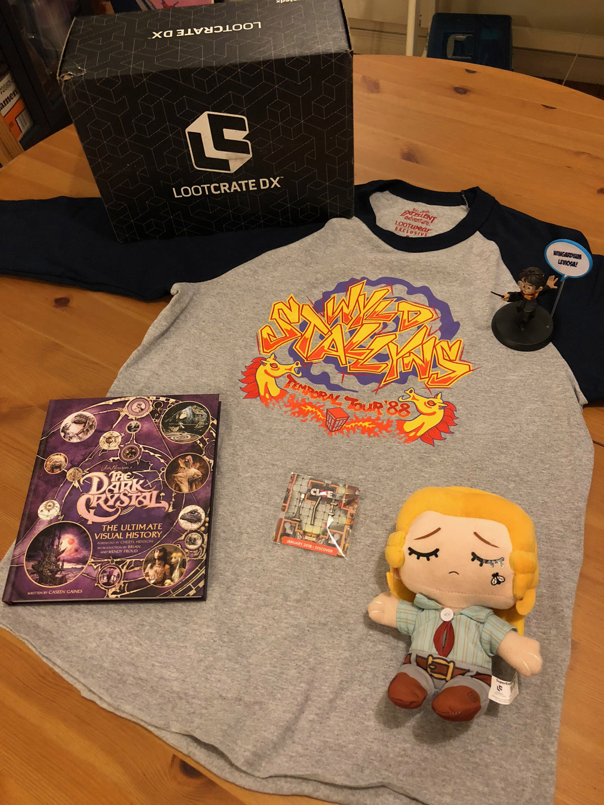 Loot Crate DX January 2018