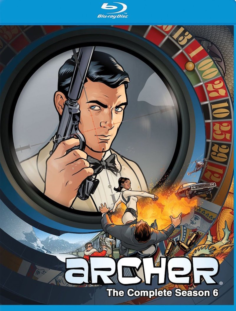 Archer: Season Six