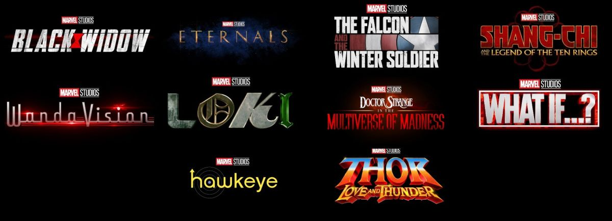 MARVEL'S PHASE FOUR