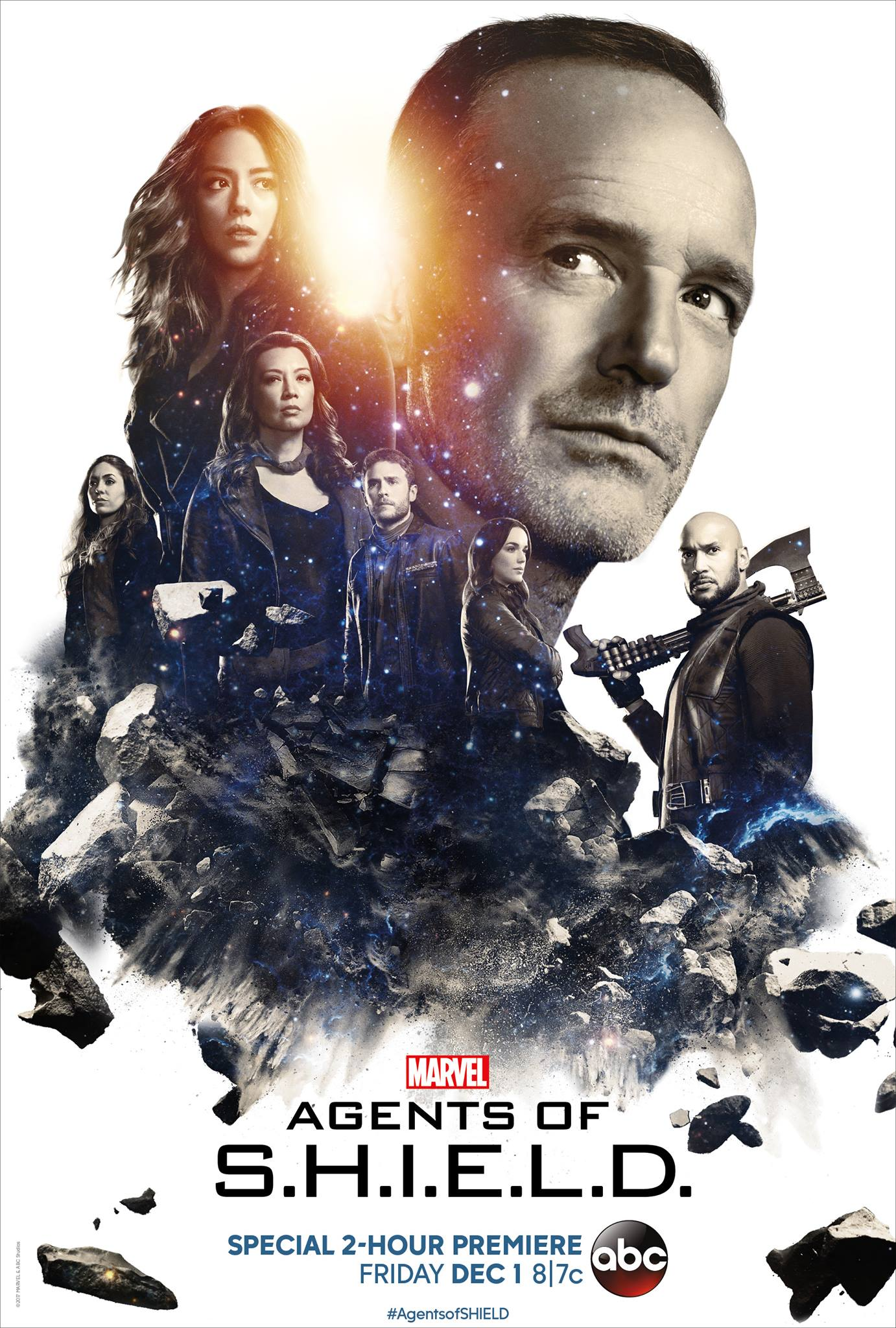 Marvel's Agents of SHIELD Season 5