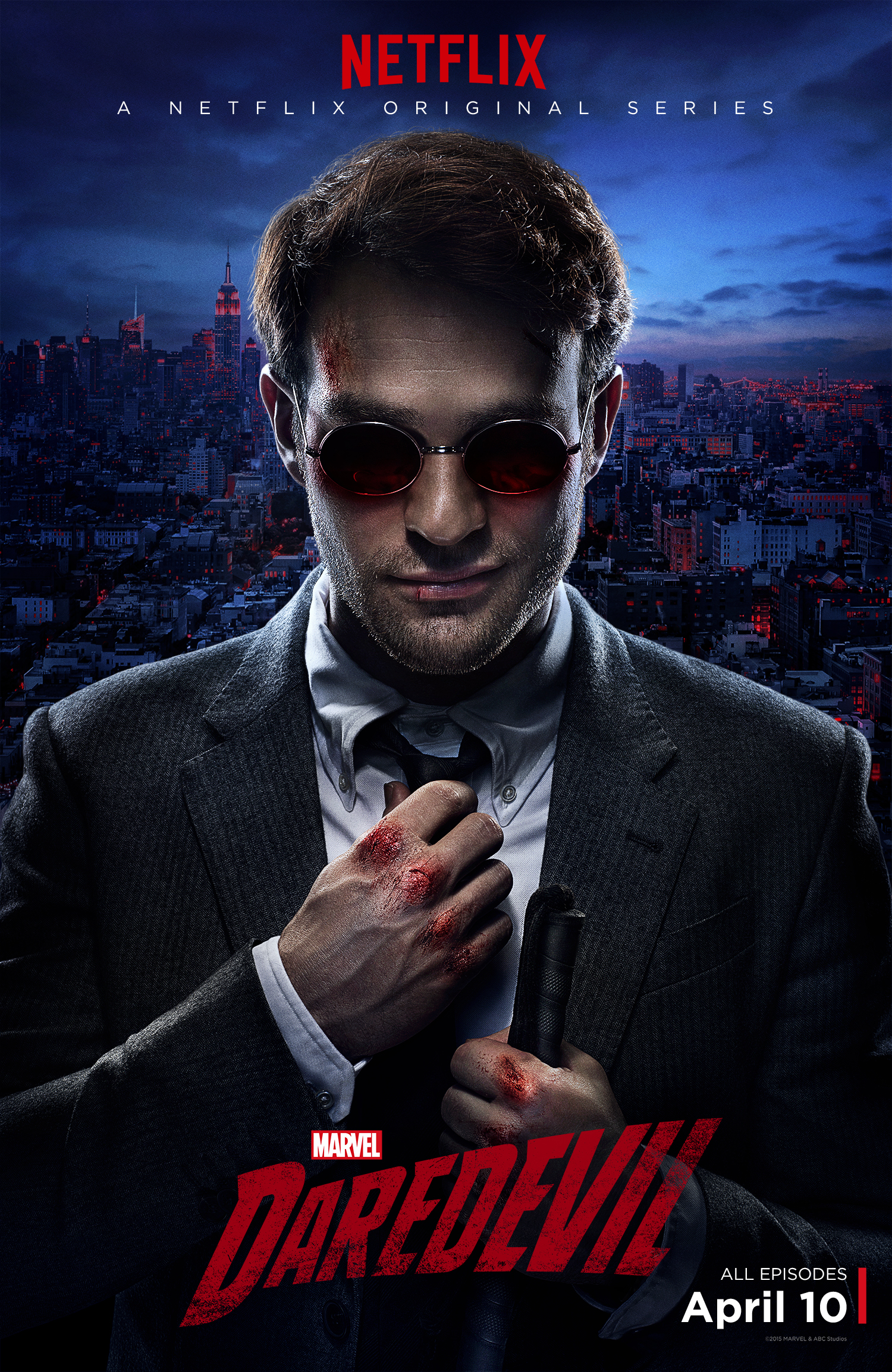 Marvel's Daredevil Main Poster