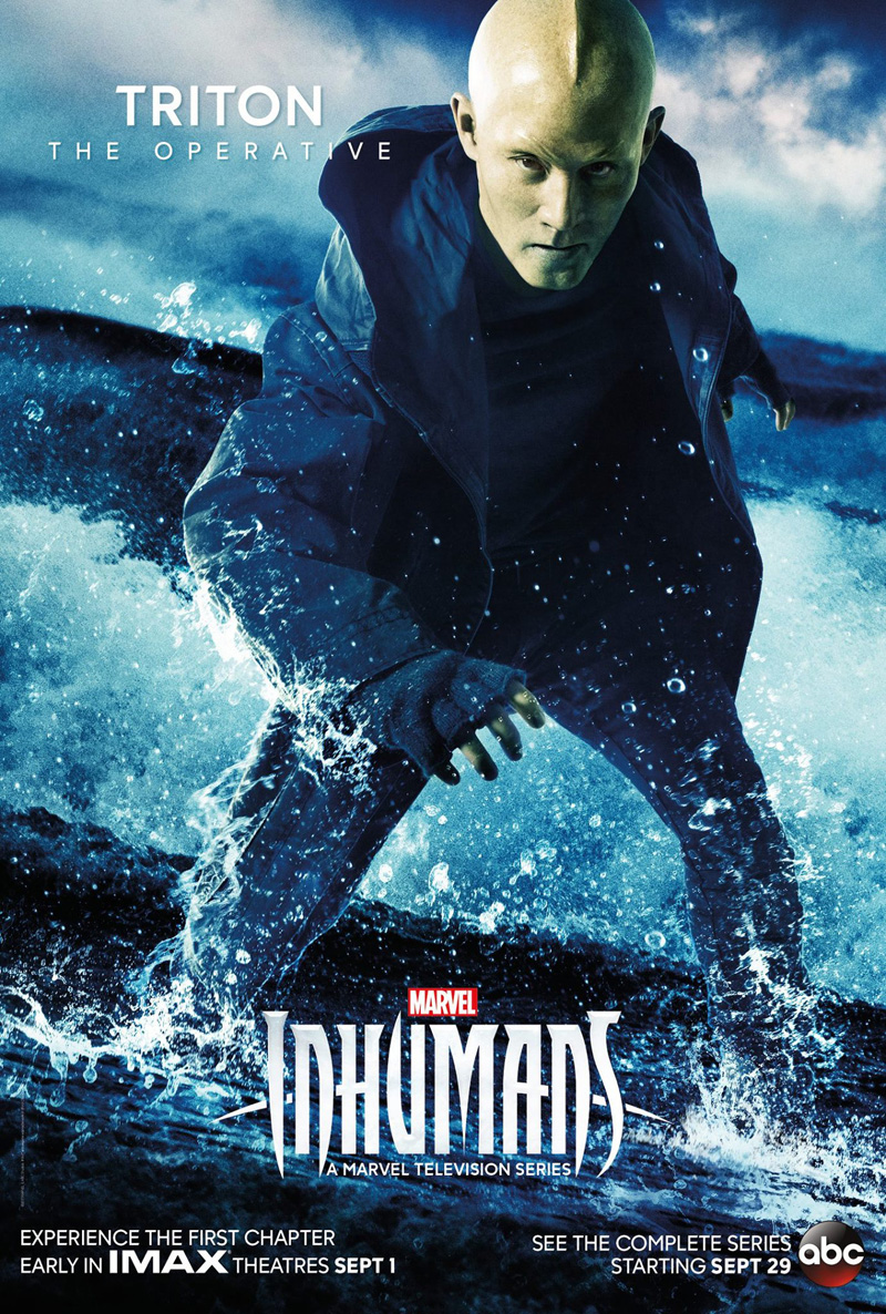 Marvel's Inhumans
