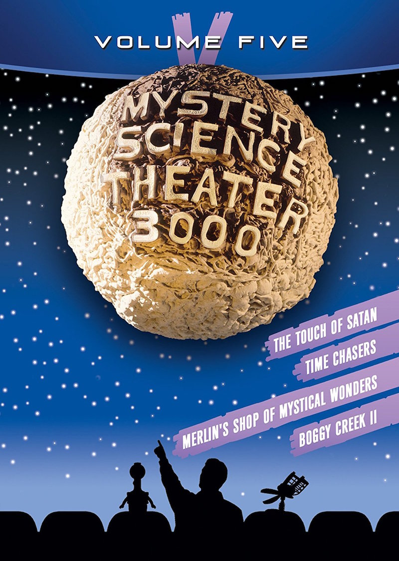 Mystery Science Theater 3000 Vol. V