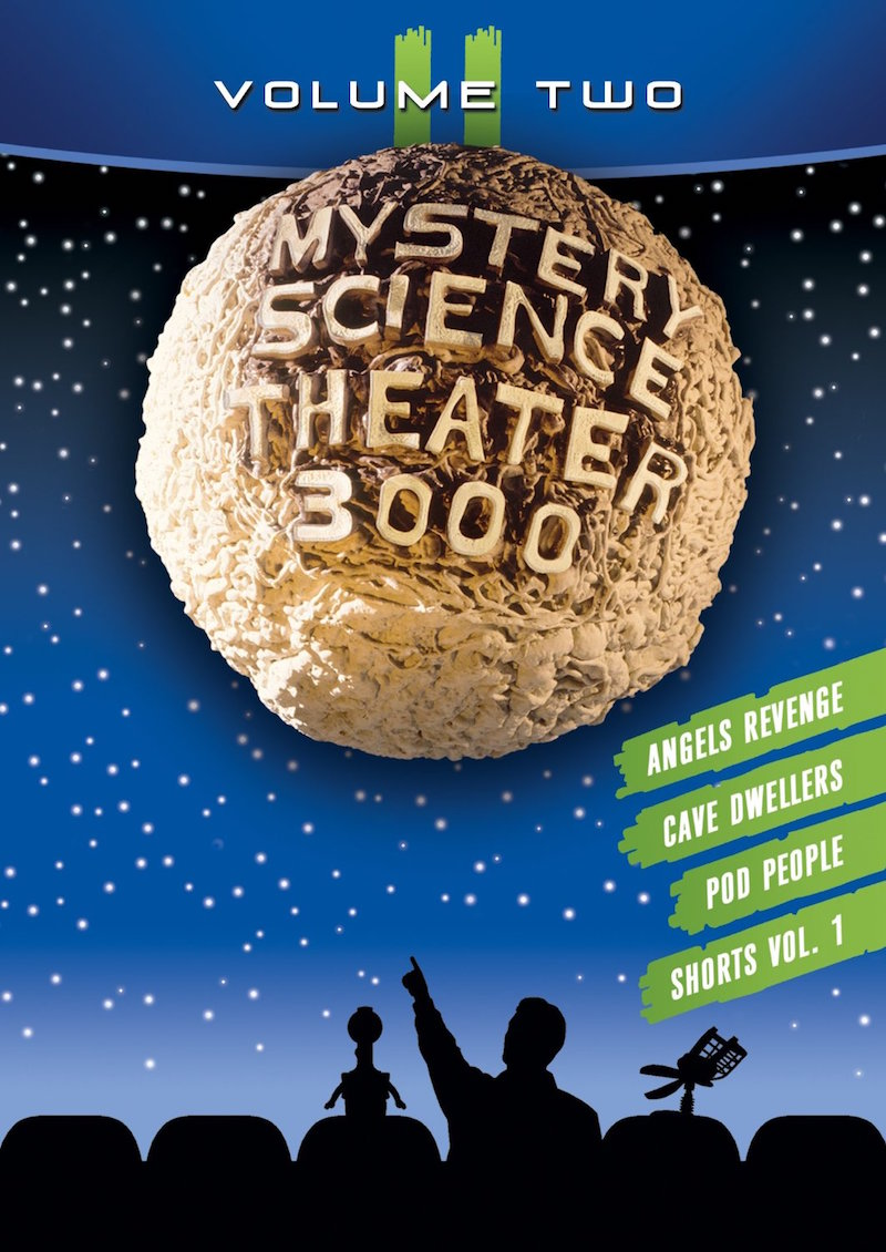 Mystery Science Theater 3000 - Volume 2