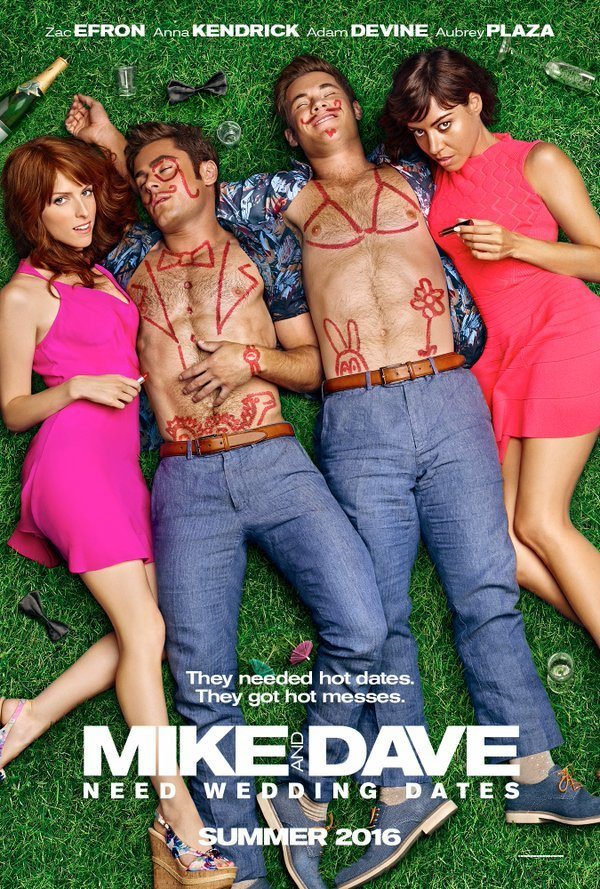 Mike and Dave Need Wedding Dates (Prochainement)