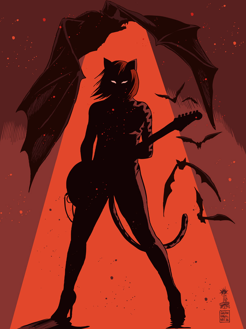 Francesco Francavilla, Josie and the Pussycats
