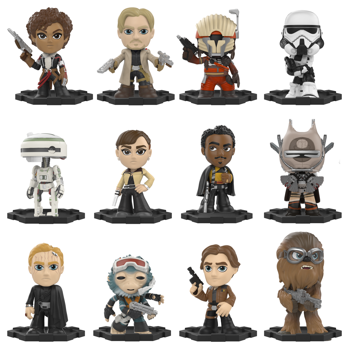 Solo: A Star Wars Story toys