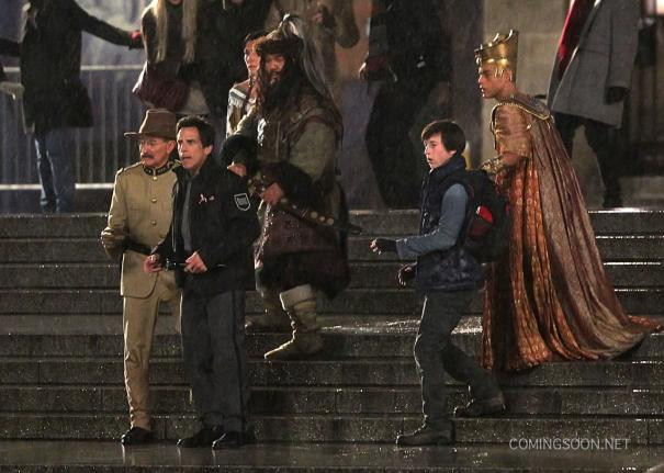 Night at the Museum 3 Set