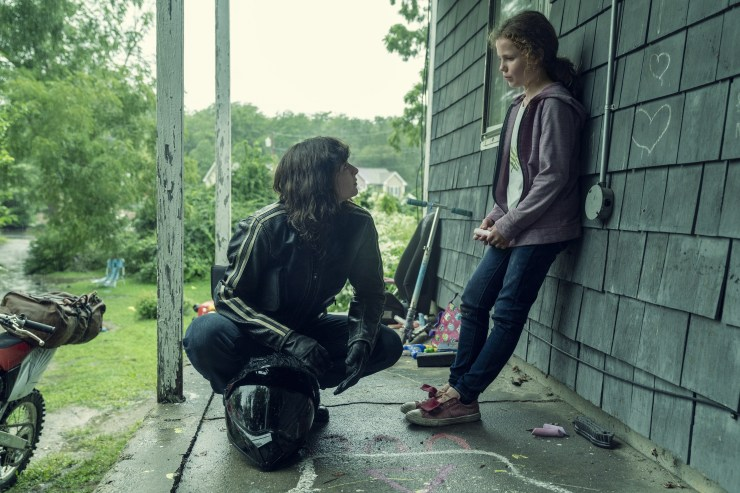 Ashleigh Cummings as Vic McQueen, Darby Camp as Haley Smith - NOS4A2 _ Season 1, Episode 2 - Photo Credit: Dana Starbard/AMC
