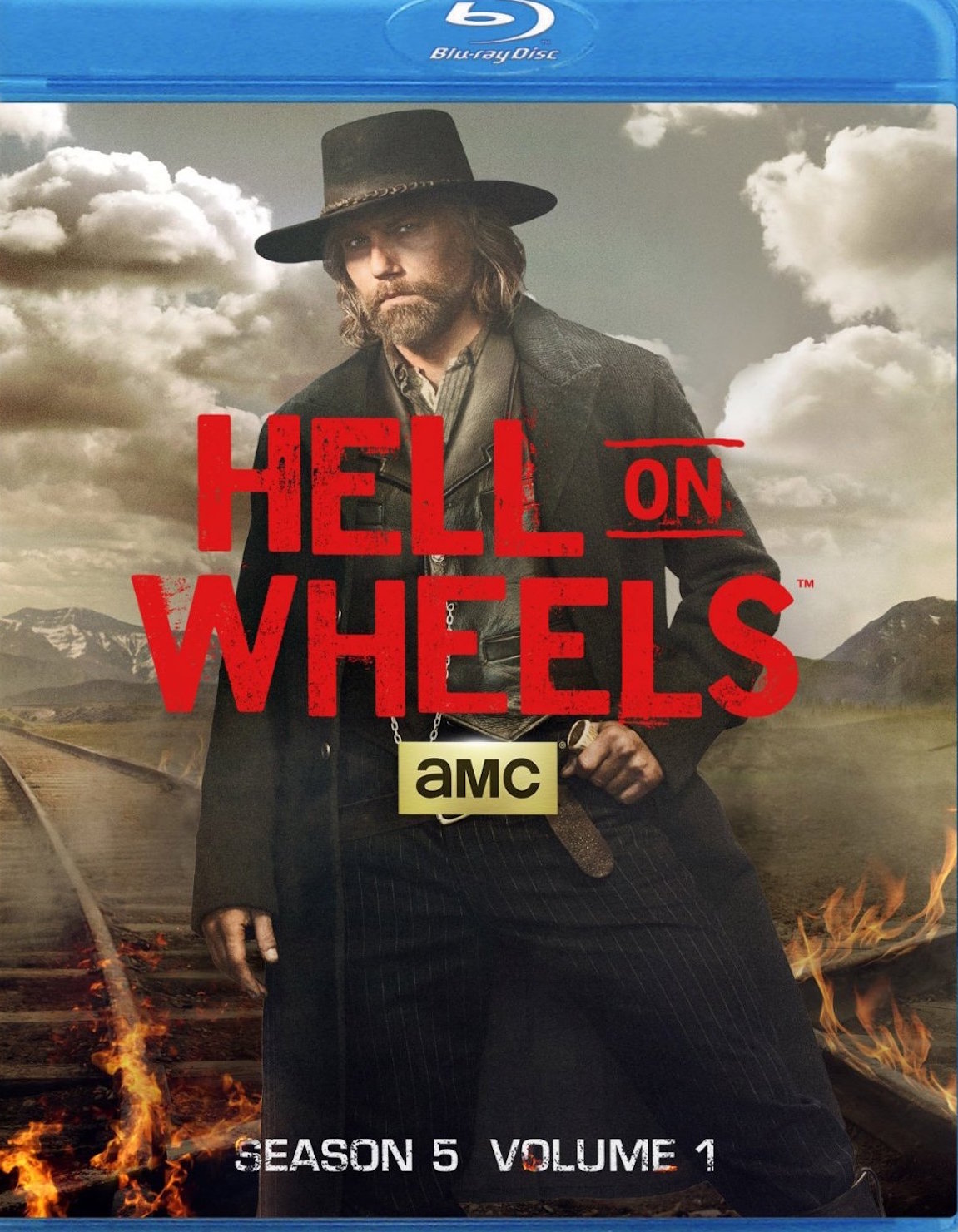 Hell on Wheels: Season Five, Part II