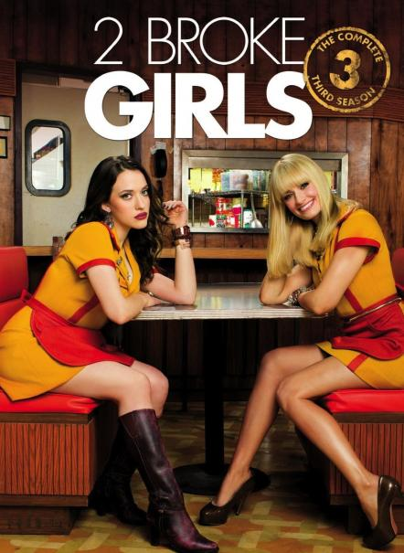 Two Broke Girls: The Complete Third Season