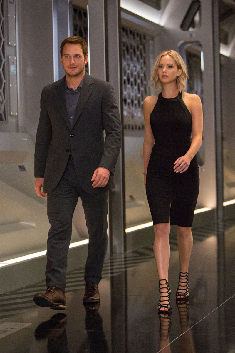 "A Review Of ""Passengers"" And How It Focuses On Moral ..."