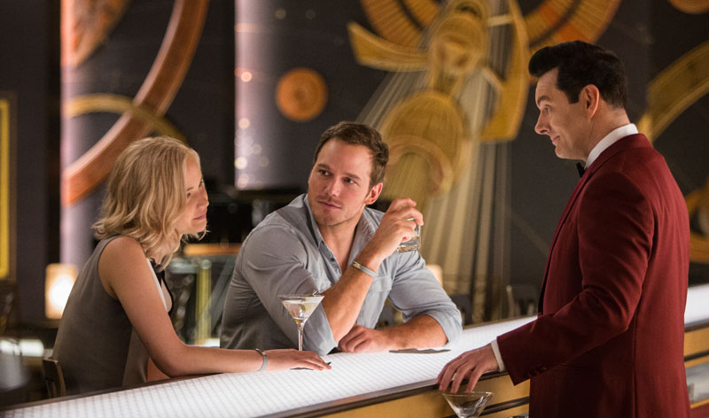 Image result for passengers stills