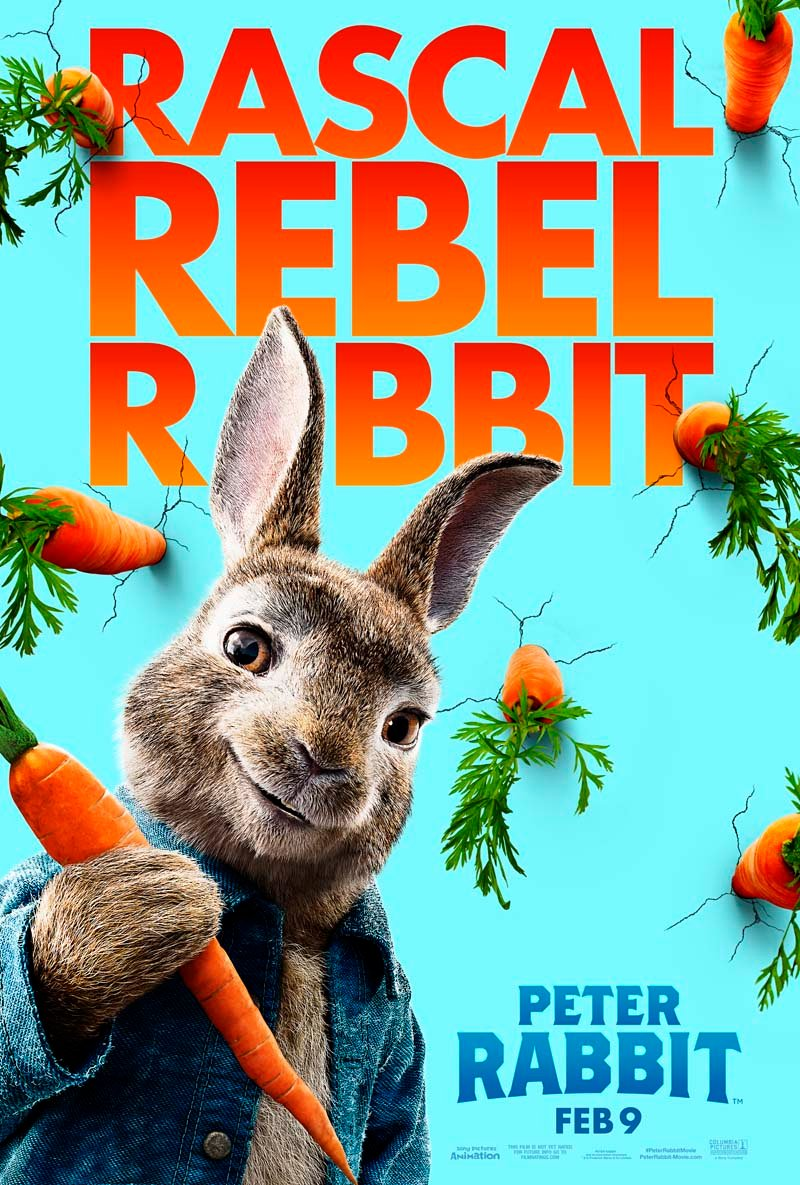 New Peter Rabbit Featurette Will Melt Your Heart