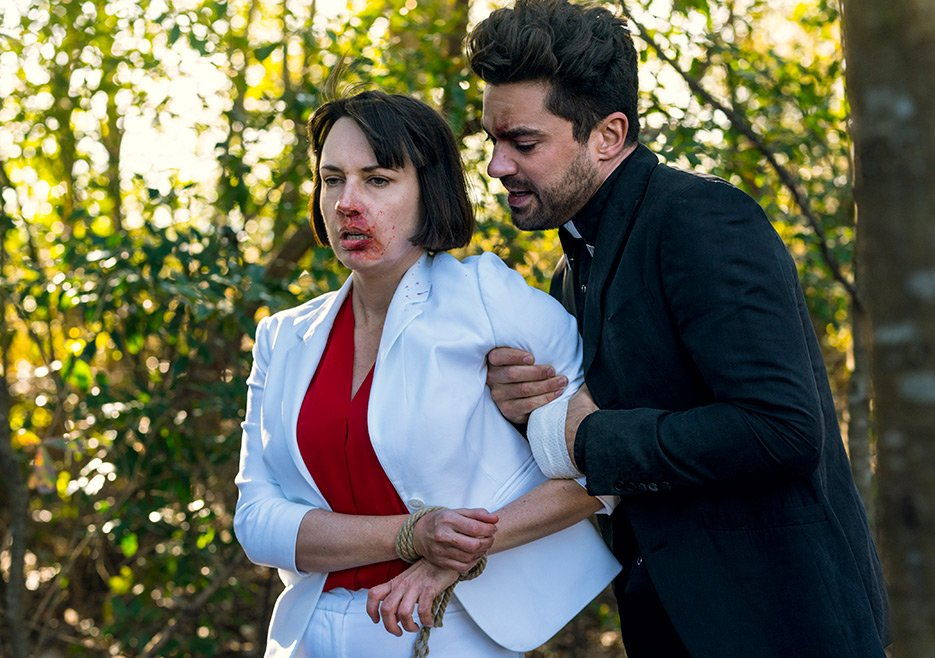 Preacher Season 3 Episode 2: Jesse and Featherstone