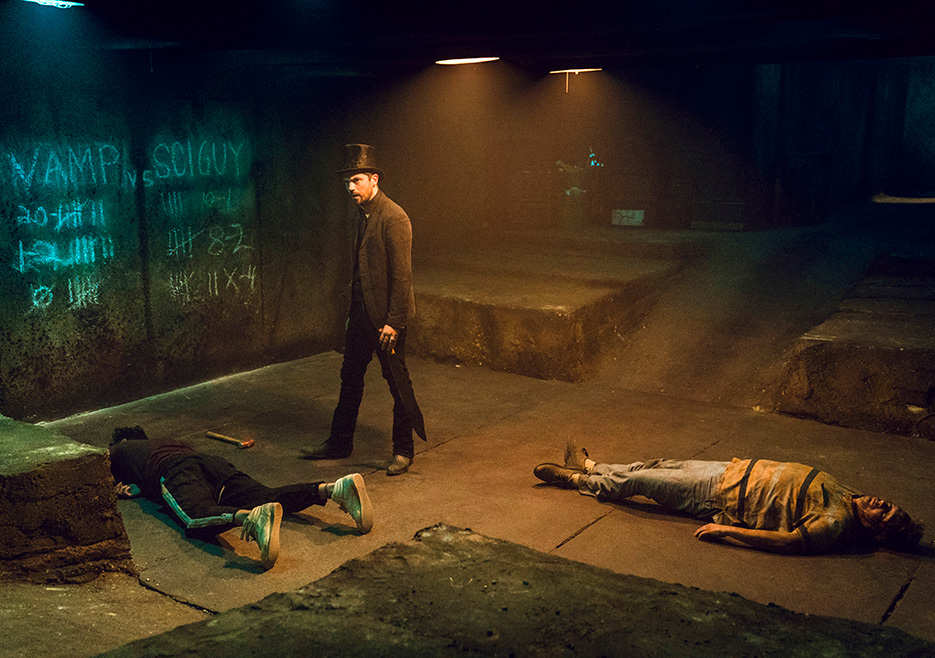 Preacher Season 3 Episode 4: Ringmaster Jesse and Cassidy