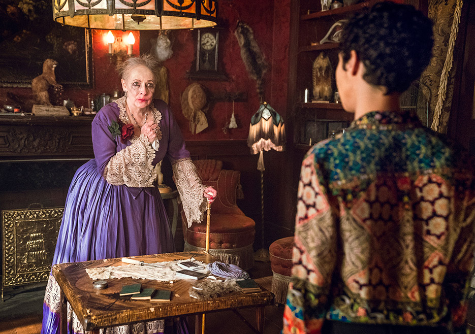 Preacher Season 3 Episode 5: Tulip vs Grandma