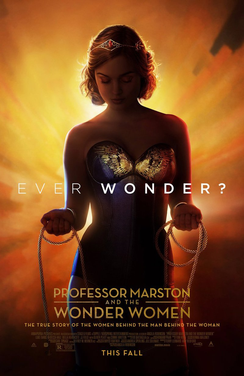 CS Video: Professor Marston and the Wonder Women Cast