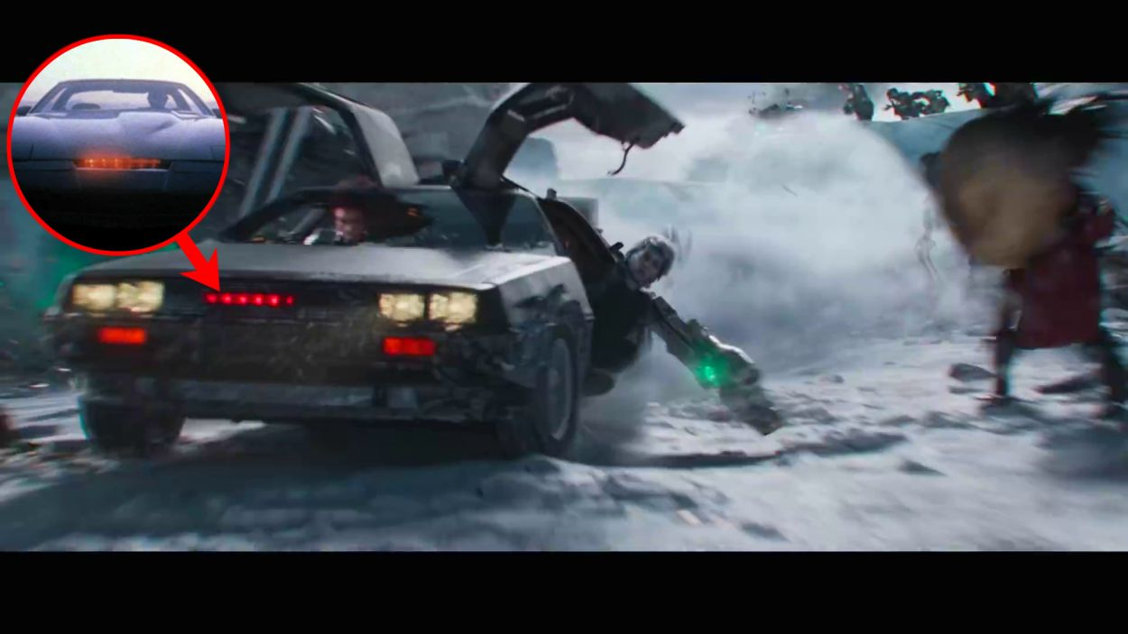 ready player one trailer easter eggs and references
