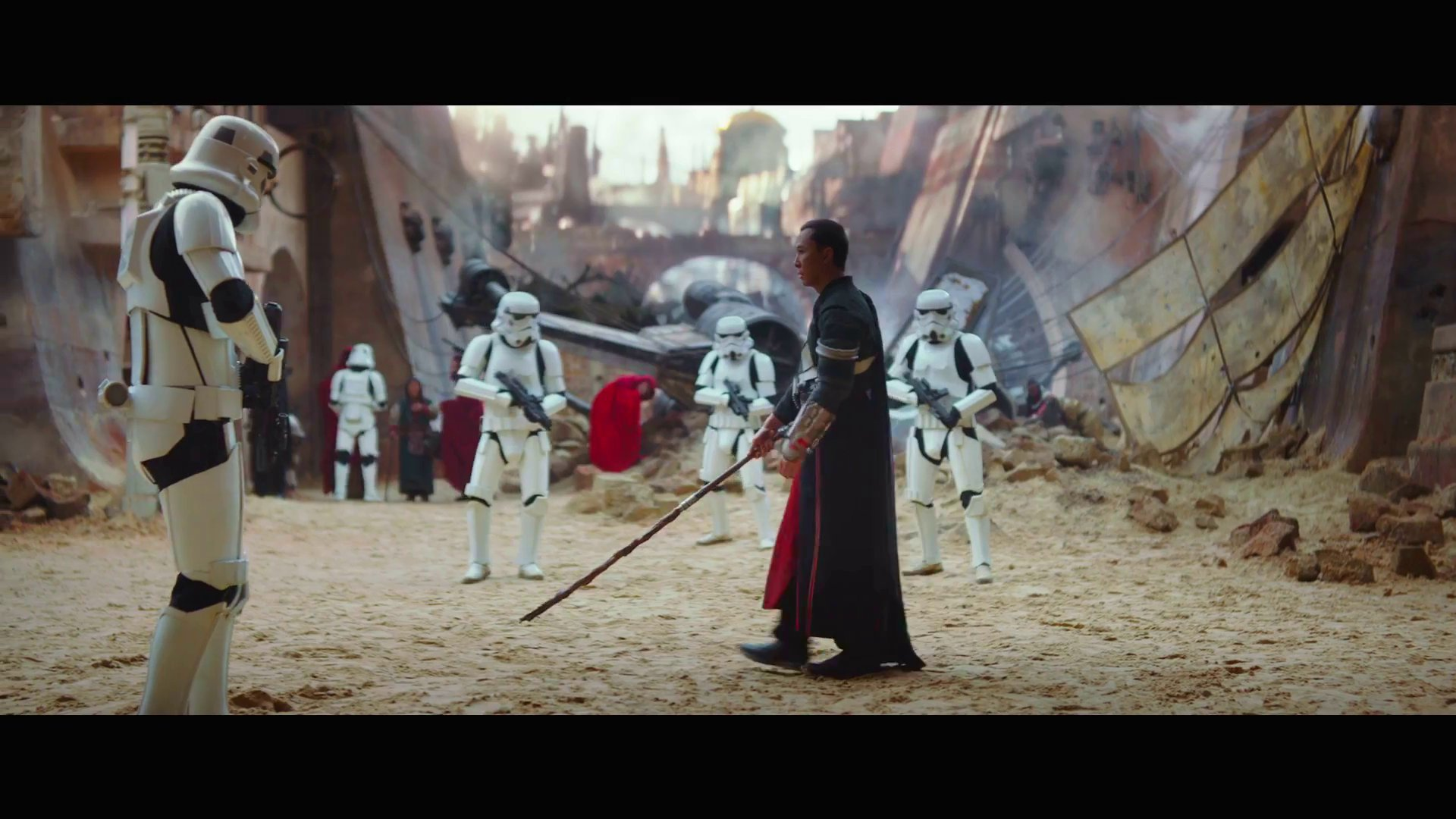 Rogue One Trailer Screenshots
