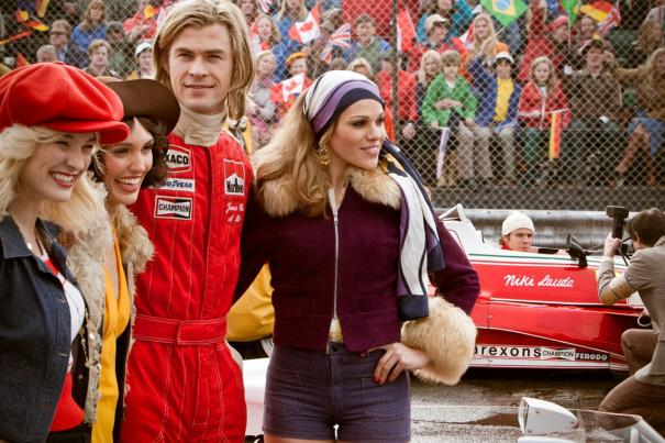 "Photo from Universal Pictures' ""Rush."""