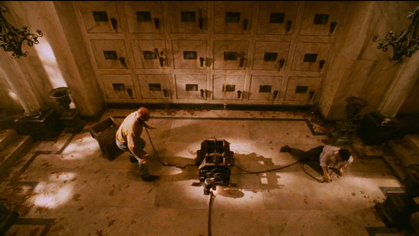 #35 Mausoleum (SAW IV)