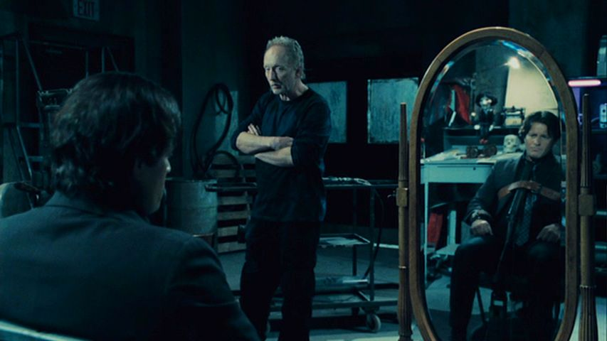 #43 Shotgun Chair (Saw V)