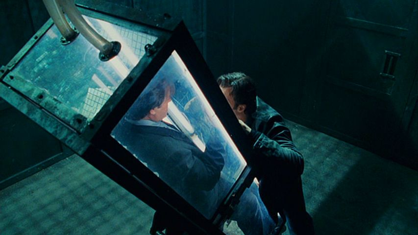 #15 Glass Coffin Room (SAW V)