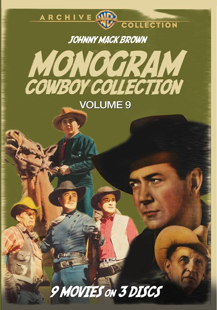 The Monogram Cowboy Collection, Volume Nine