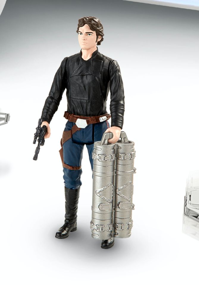 3.75 inch Young Han