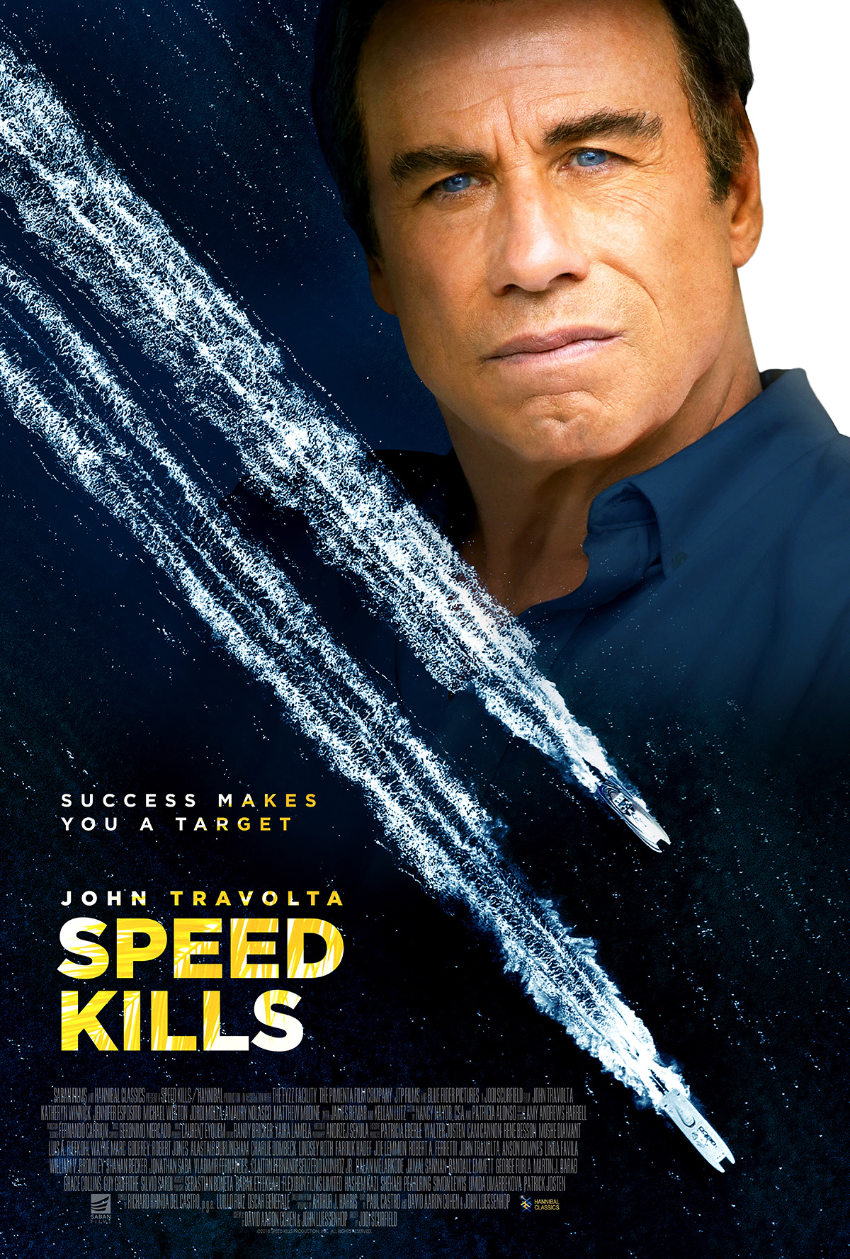 Speed Kills Key Art