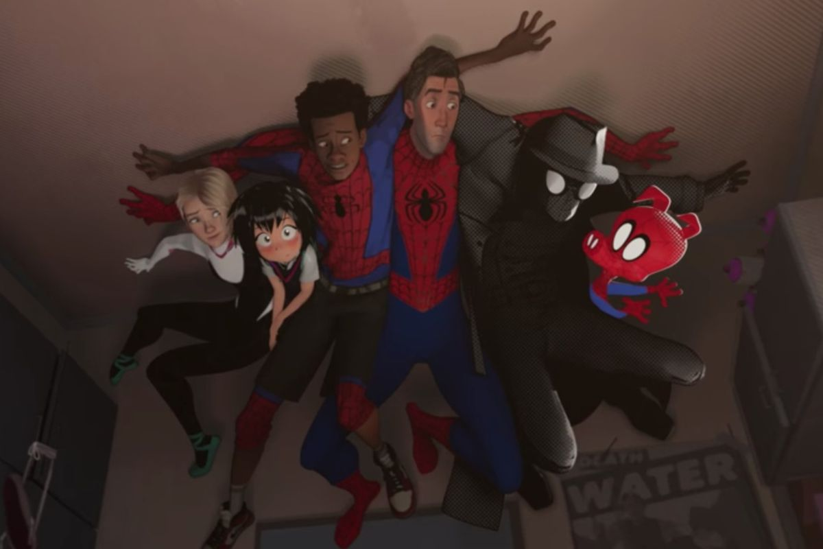 #1. Spider-Man: Into the Spider-Verse (2018)