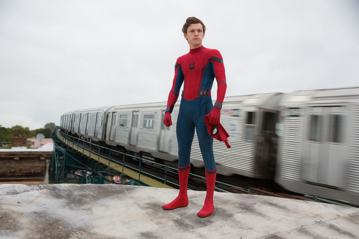 #4. Spider-Man: Homecoming (2017)