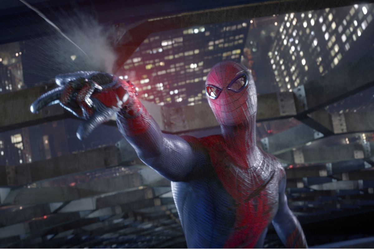 #6. The Amazing Spider-Man (2012)