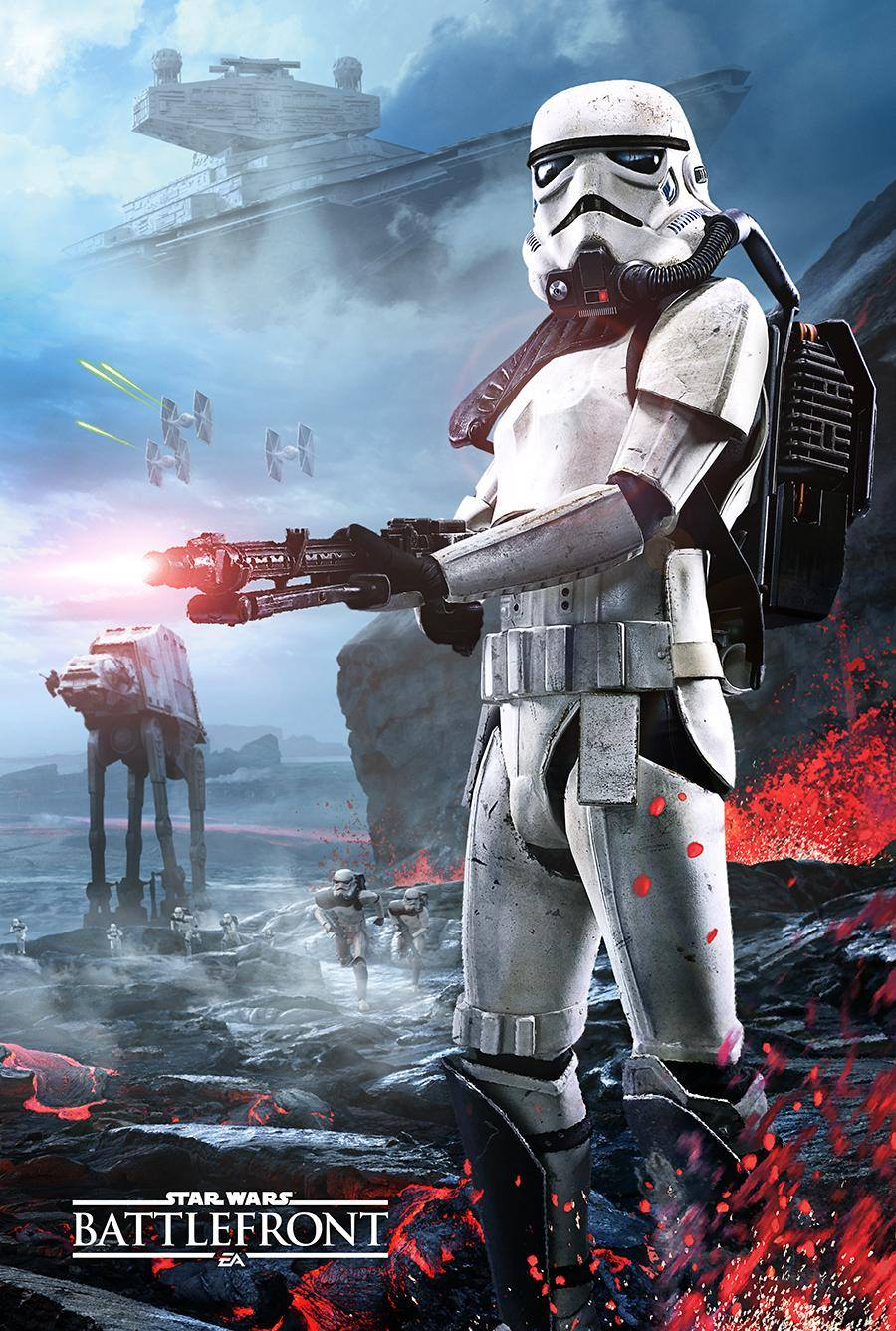 Star Wars: Battlefront poster
