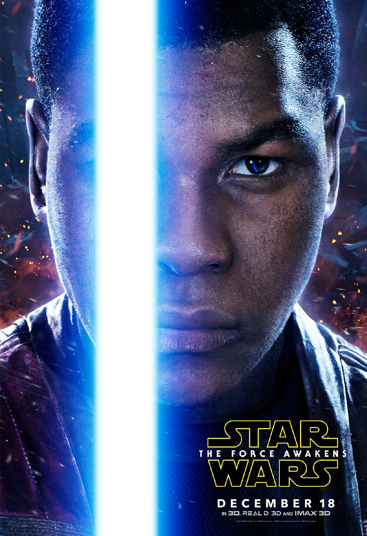 Star Wars: The Force Awakens Finn