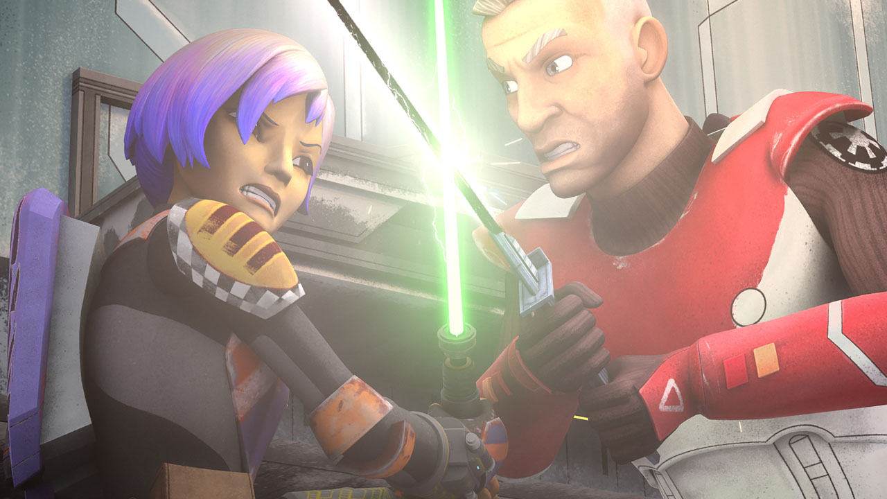 Star Wars Rebels - Legacy of Mandalore