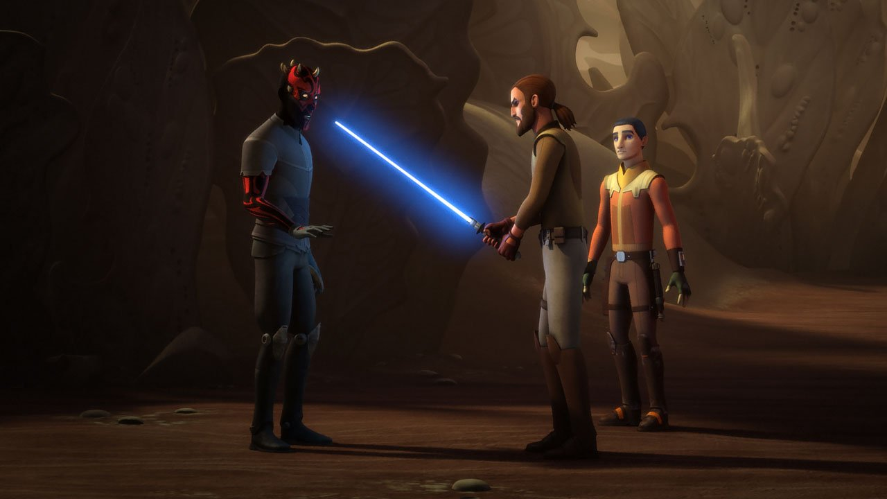 Star Wars Rebels Episode 3.11