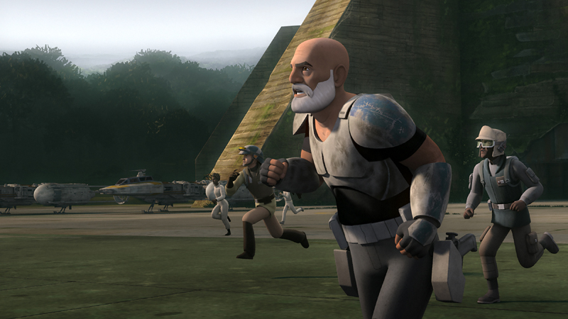 In the Name of the Rebellion: Parts 1 and 2