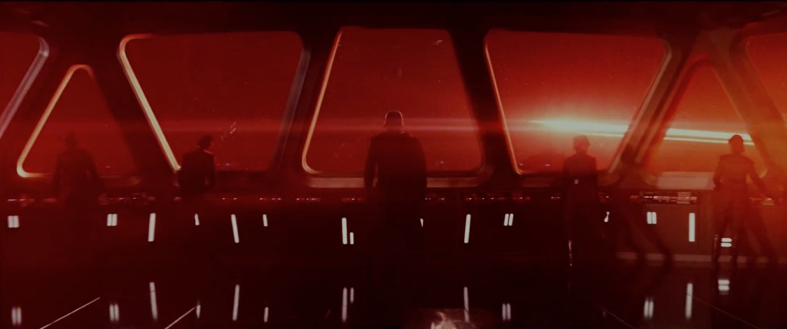 Star Wars the Force Awakens Trailer Screenshot