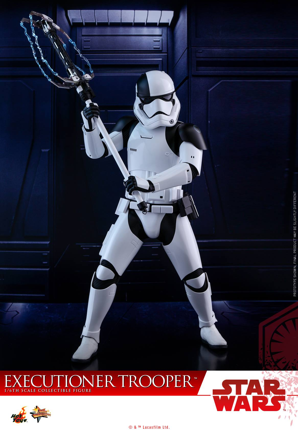 SW - The Last Jedi 1/6th scale Executioner Trooper