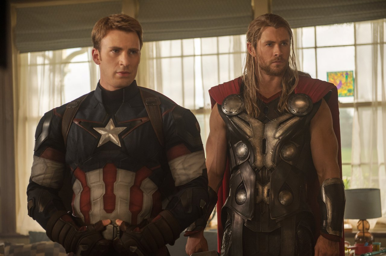 Avengers: Age of Ultron (May 1)