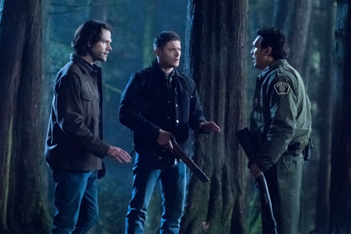 Supernatural - Don't Go In the Woods