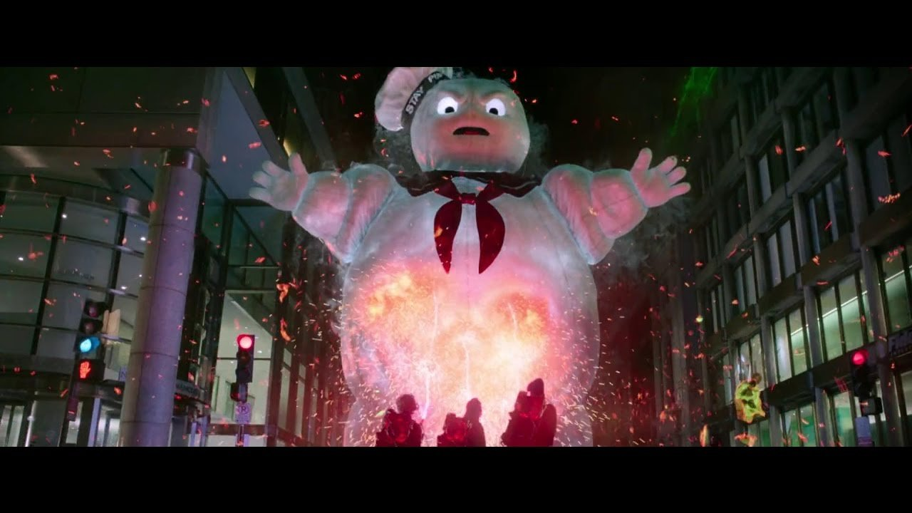Stay Puft Marshmallow Man, Ghostbusters (1984)