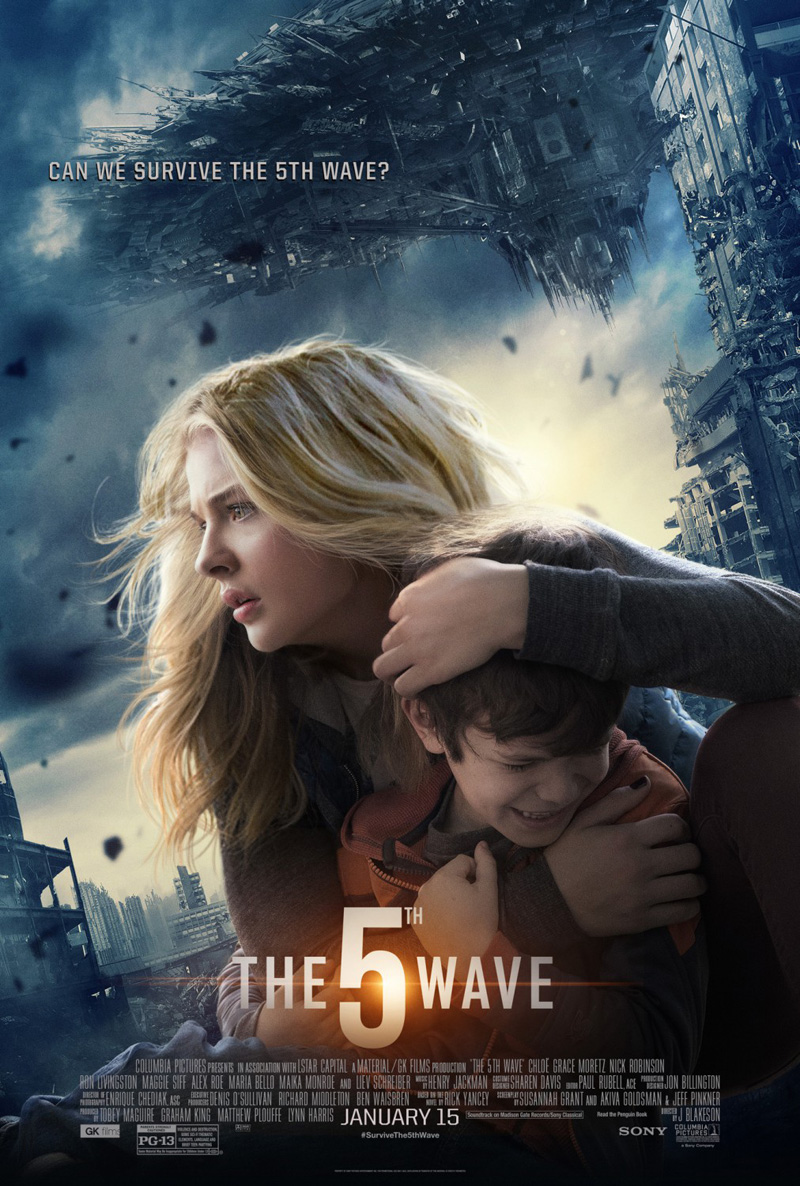 Image result for the 5thw wave poster