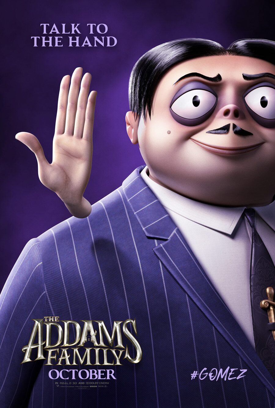 First Look at the New Animated Addams Family Movie