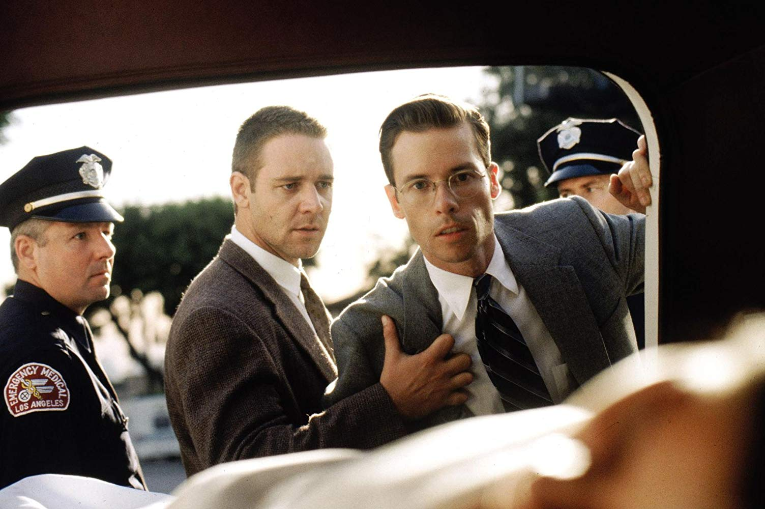 White and Exley, L.A. Confidential (1997)